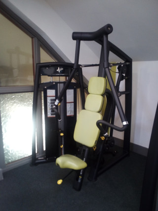 gym weight station