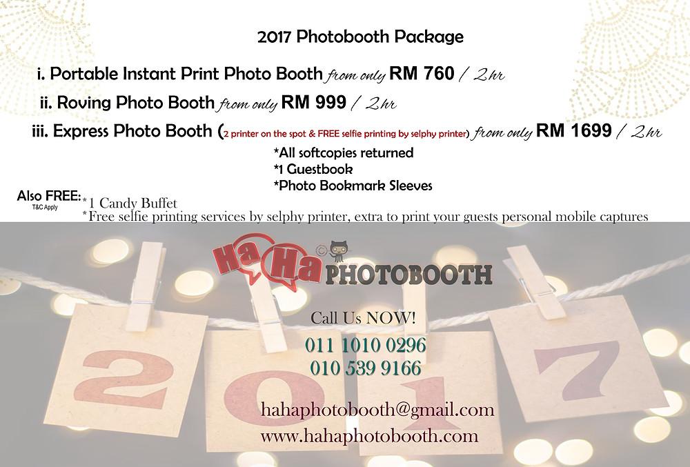 2017 malaysia photobooth pop sales-hahaphotobooth