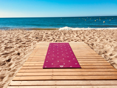 Cleaning Your Yoga Mat: How To Do It and How Often