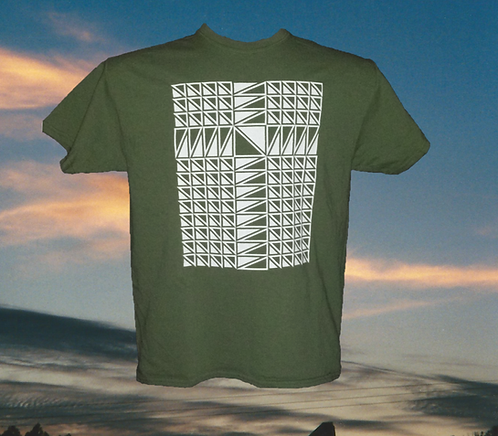 Aztec Cross of Jesus Decorated T-Shirts