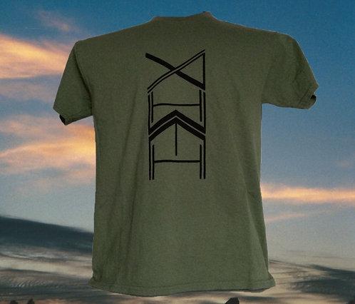 Yahweh Totem Decorated T-Shirt