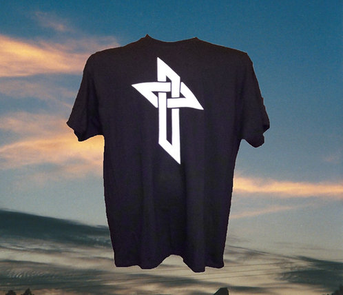 Escher-Knot Cross of Jesus T-Shirt