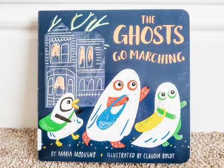 18 Halloween & Fall Picture Books from 2015-2021 Categorized by Year Published