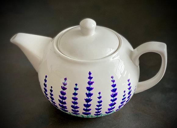 Lavender Fields Teapot