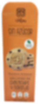 Galleta de Choco-Chips y Naranja. Libre de Azúcar. Apto para diabeticos. Endulzado con Stevia.
