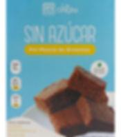 Pre-mezcla de brownie. Libre de Azúcar. Apto para diabeticos. Endulzado con Stevia.