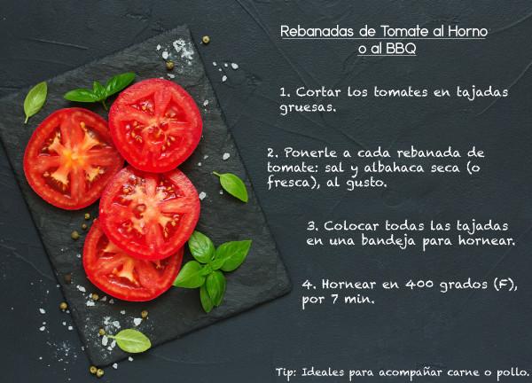 Tomates Rebanados, Saludable, Dietetico, Nutritivo, Delicioso, Sabroso, Exquisito