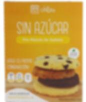 Pre-mezcla de galleta de mantequilla. Libre de Azúcar. Apto para diabeticos. Endulzado con Stevia.