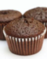 CupCake de Chocolate. Libre de Azúcar. Apto para diabeticos. Endulzado con Stevia.