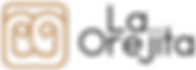 Logo de la empresa La Orejita, reposteria para diabeticos