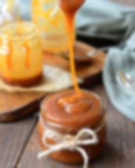 Caramelo. Libre de Azúcar. Apto para diabeticos. Endulzado con Stevia.