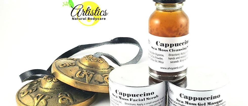 CAPPUCCINO Sea Moss Skincare Collection