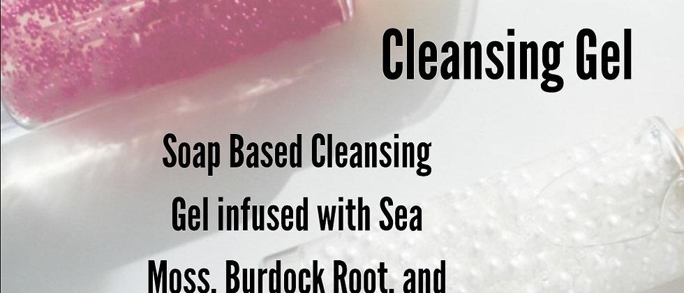 Sea Moss Cleansing Gel