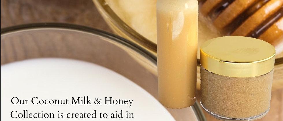 Coconut Milk & Honey Collection