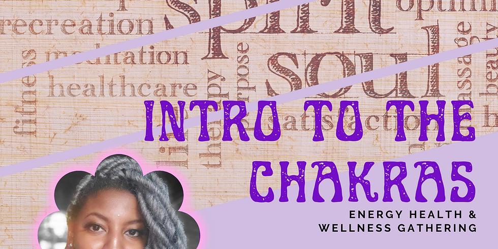 Intro to the Chakras