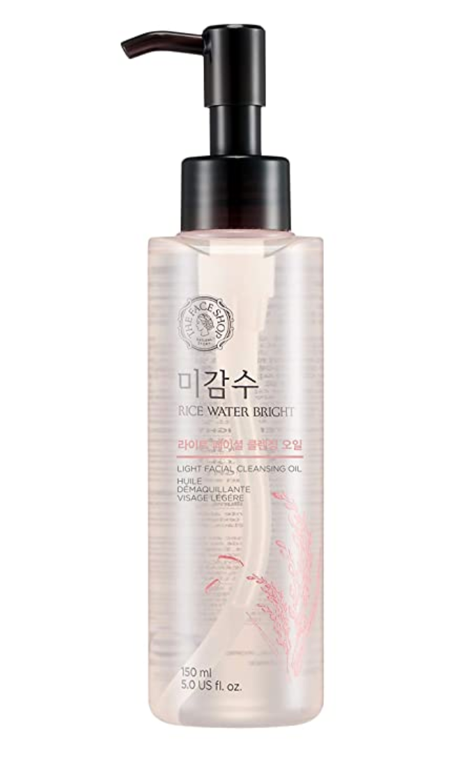 The Face Shop Rice Water Bright Cleansing Rich Oil