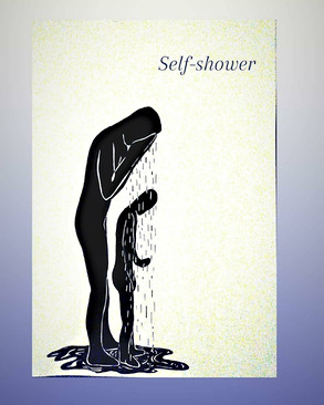 self-shower