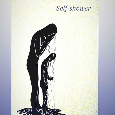 Self-showering