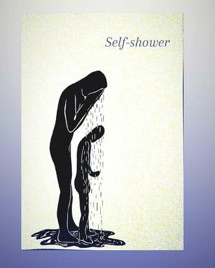 self-shower