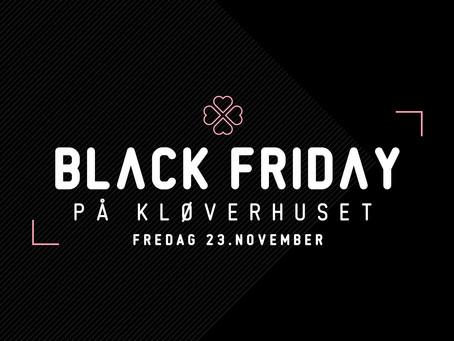 Black Friday 23/11!
