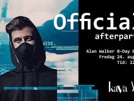Alan Walker + Kava