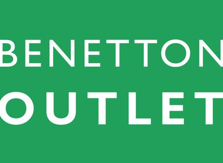 Salg hos Benetton Outlet!