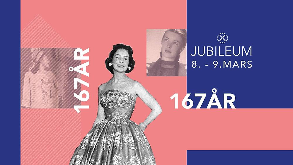 Kløverhuset feier 167 år! Jubileum 8.-9. mars