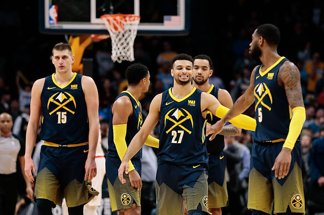 new products b85fb 2f725 2019 Playoff Preview: Denver Nuggets