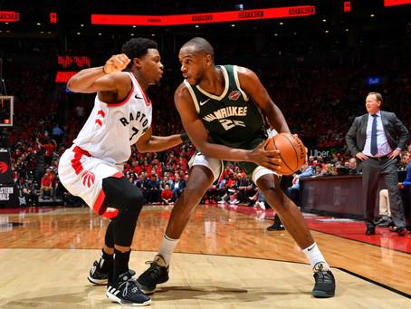 Five Thoughts: Bucks vs. Raptors Game 4