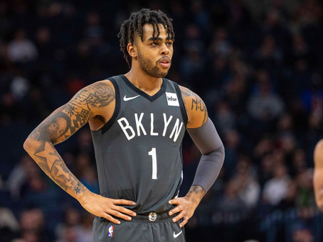 D'Angelo Russell Heads to the Warriors