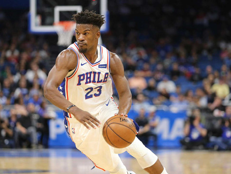 Jimmy Butler Lands in Miami