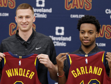 Cleveland Cavaliers Draft Grades