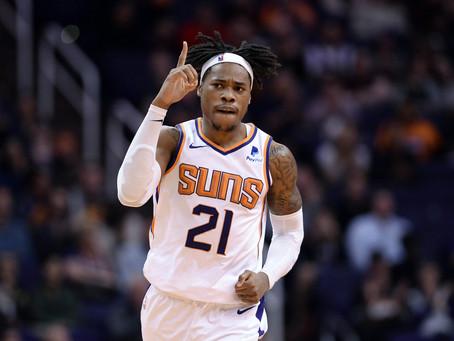 NBA DFS DraftKings Lineups - April 1, 2019
