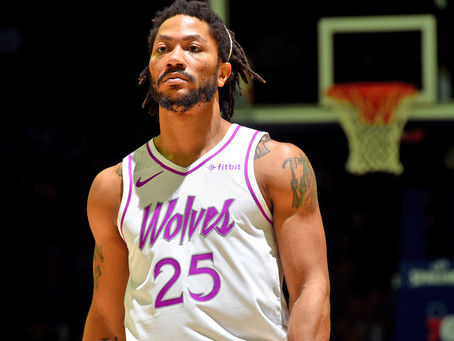 Derrick Rose Starts New Chapter In Detroit