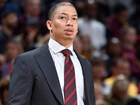 Tyronn Lue Dismissed as Cavaliers Head Coach