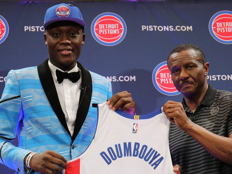 Detroit Pistons Draft Grades