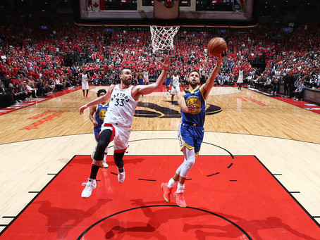 2019 NBA Finals: 5 Thoughts on Game 2