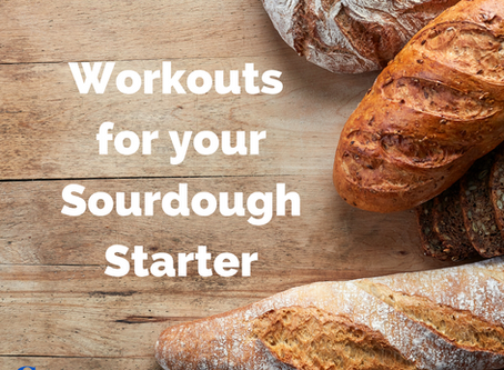 Workouts for your Sourdough Starter