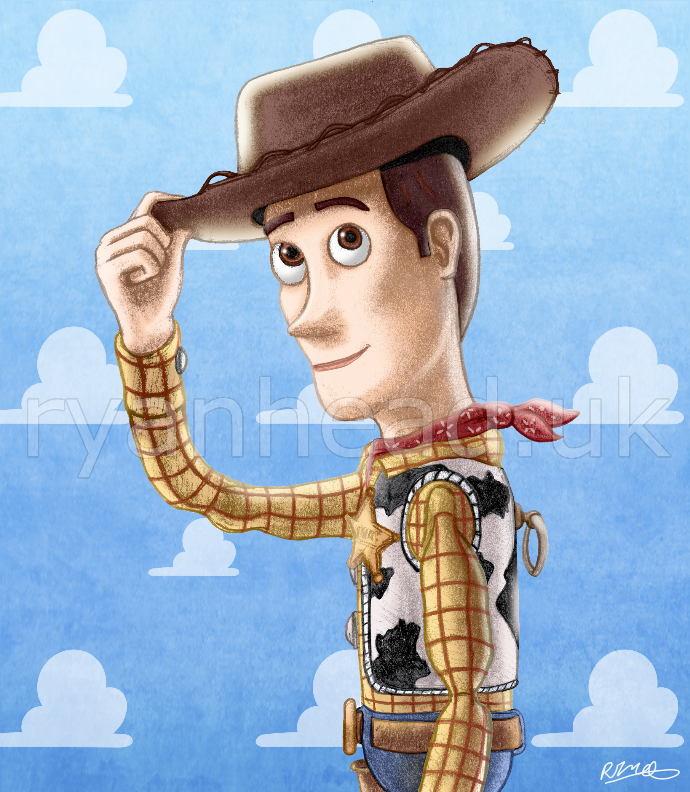 Woody Final Website