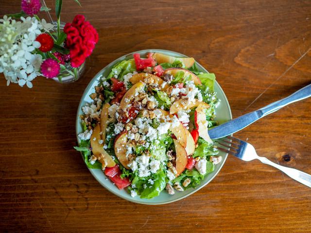 Salad Plate 2019