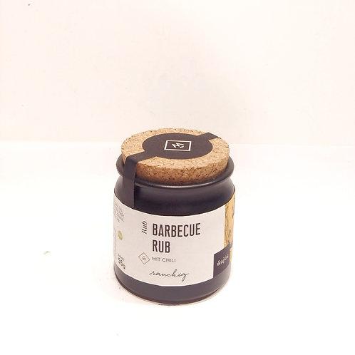 BARBECUE RUB Inhalt: 55 g