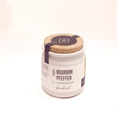 BOURBON PFEFFER Inhalt: 55 g