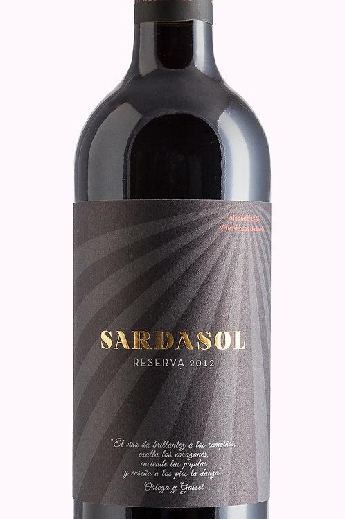 SARDASOL RESERVA - TROCKEN 2014