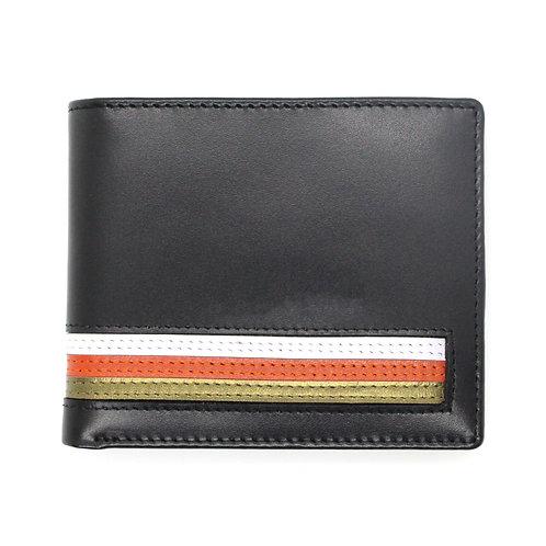 本革二つ折り財布 Ver2
