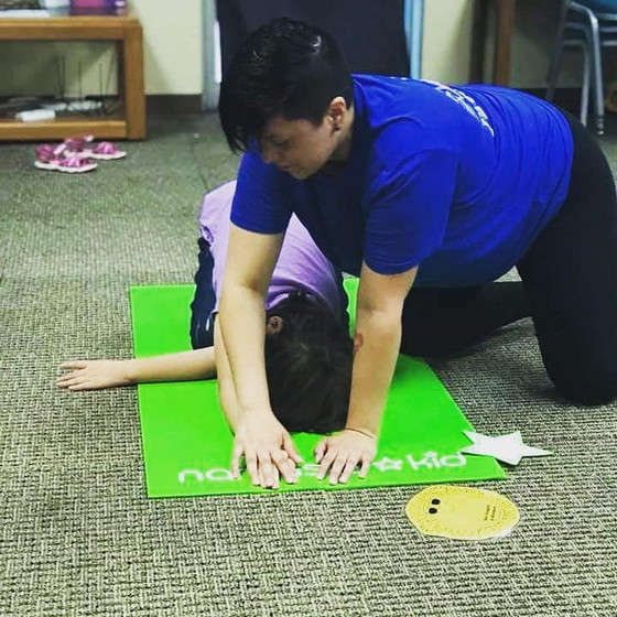 1-on-1 Kids Yoga & Inclusion Theraplay