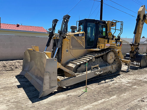 CAT D6T Dozer w/ or w/o Slope Boards