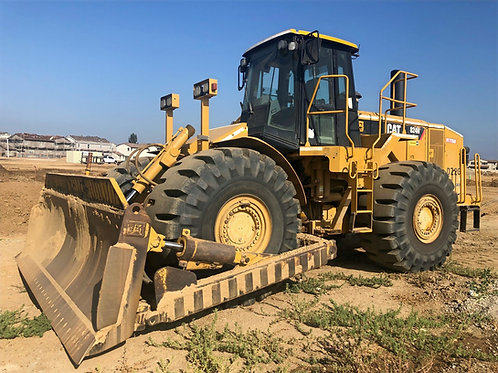 CAT 824H Dozer - Tier 3 and Tier 4