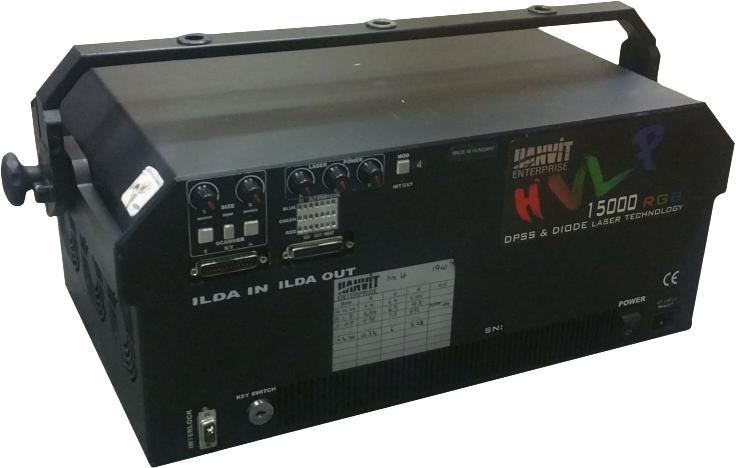 HVLP-15000RGB