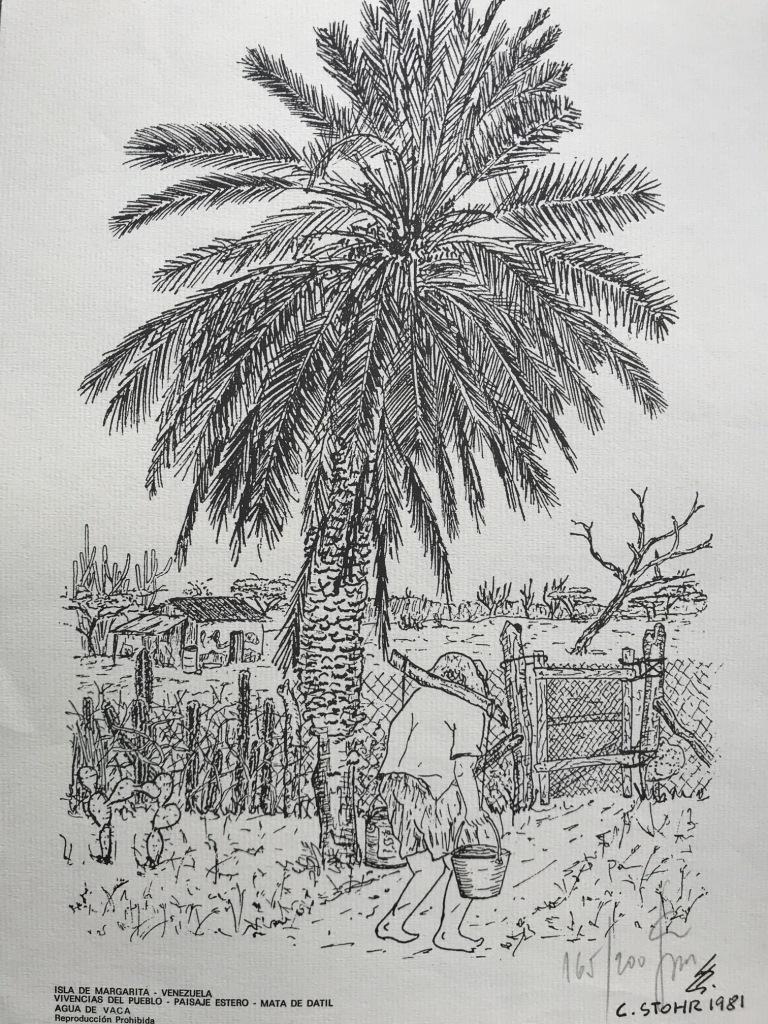 Serigrafia Vivencias del Pueblo