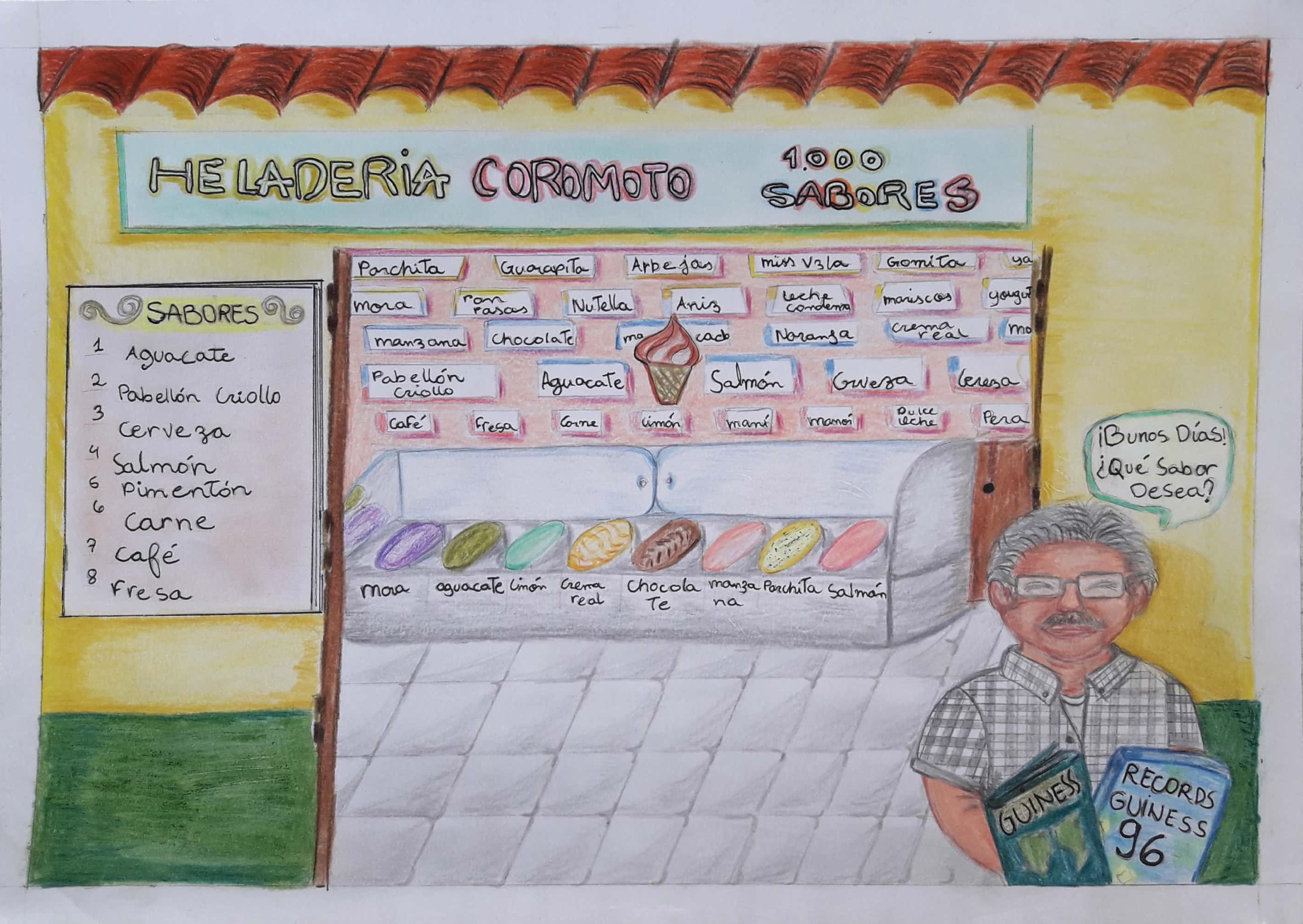 I-13 Heladeria de1000 sabores
